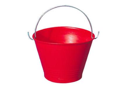 Immagine di Secchio da muratore rosso