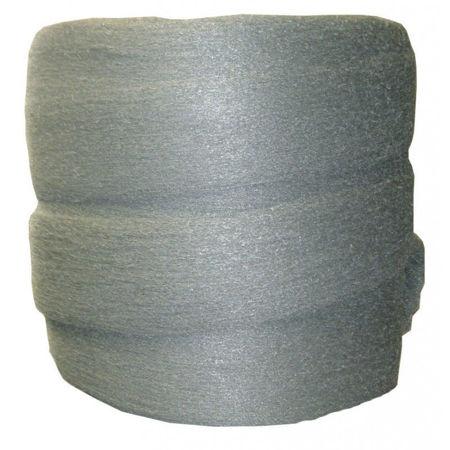 Immagine di Lana d'acciaio in rotoli fina 000 kg 5