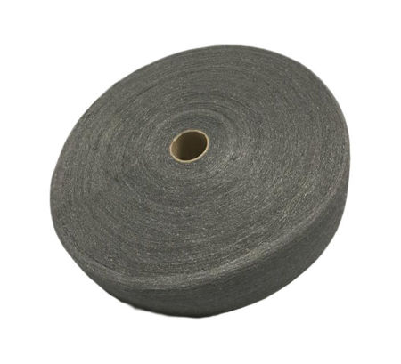 Immagine di Lana d'acciaio in rotoli finissima 0000 kg 1