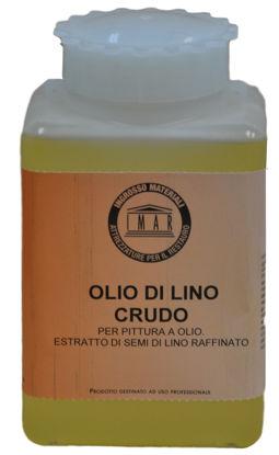 Immagine di Olio di Lino crudo