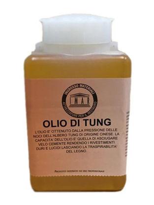 Immagine di Olio di Tung