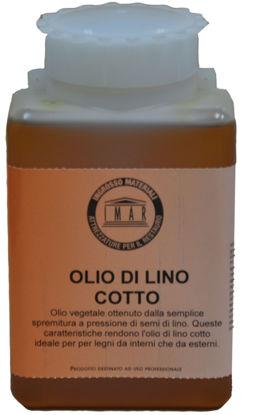 Immagine di Olio di Lino cotto