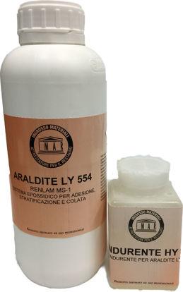 Immagine di Araldite LY 554 + Indurente HY 956 sistema epossidico bicomponente