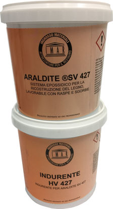 Immagine di Araldite SV 427 + Indurente HV 427 sistema epossidico bicomponente