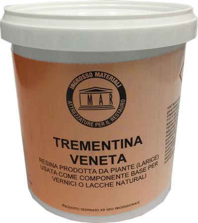 Immagine di Trementina Veneta filtrata F.U kg 1