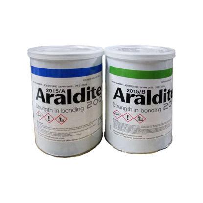 Immagine di Araldite 2015 + indurente in pasta bianca confezione Kg. 2