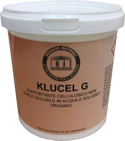 Immagine di Klucel G Idrossipropil Cellulosa Gr. 500