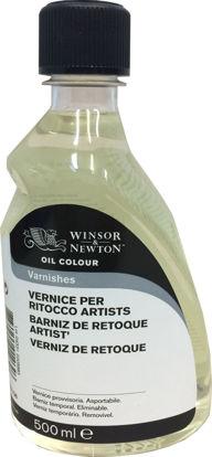 Immagine di Vernice per ritocco Extra-Fine Winsor & Newton ml 500