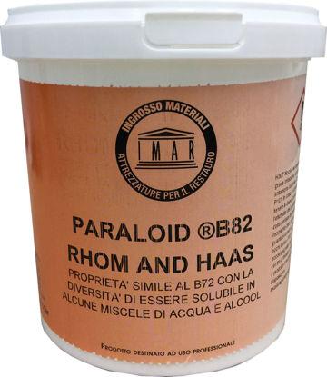 Immagine di Paraloid ® B82  RHOM AND HAAS Confezione Gr. 500