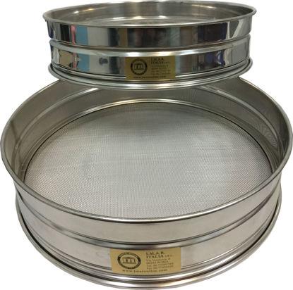 Immagine di Setaccio in acciaio inox diametro 30 cm