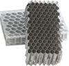 Immagine di Pannello alveolare in alluminio e fibra di vetro
