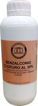 Immagine di Benzalconio cloruro al 50%