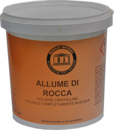 Immagine di Allume di Rocca