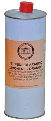 Immagine di Limonene (terpene d'arancio)
