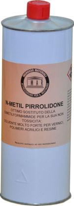 Immagine di N-Metil - 2 - Pirrolidone