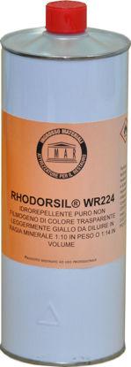 Immagine di Rhodorsil WR 224 protettivo silossanico a solvente