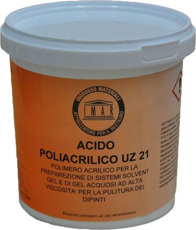 Immagine di Acido Poliacrilico (Carbopol) PHZ 21 conf. Gr. 250
