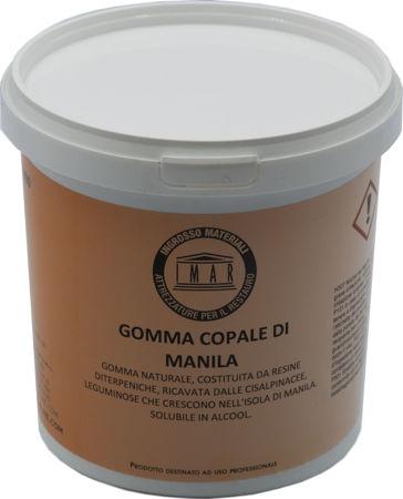Immagine di Gomma  Copale Manila PWS