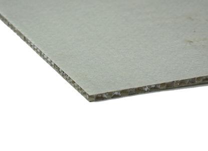 Immagine di Supporto per artisti in alveolare di alluminio e fibra di vetro