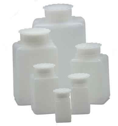 Immagine di Bottiglia rettangolare Kartell gratuate a collo largo